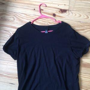 H &M Scoop T shirt